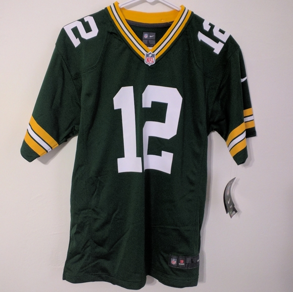 Youth Aaron Rodgers Jersey